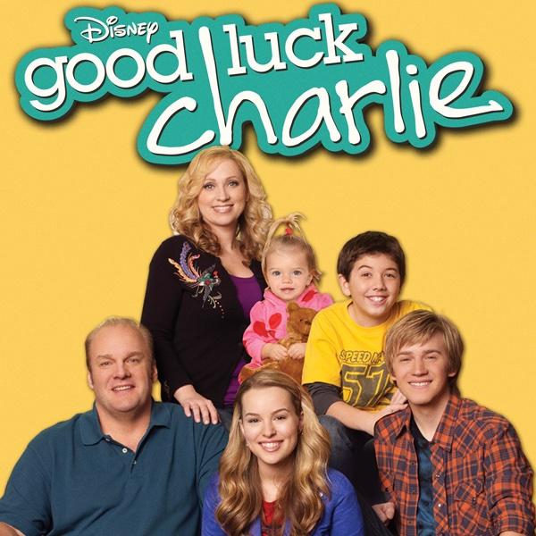 boys meet girls on good luck charlie