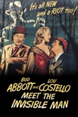 Charles Lamont - Abbott and Costello Meet the Invisible Man  artwork