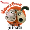 The Wrong Trousers - Wallace & Gromit Cover Art