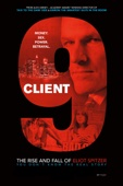 Alex Gibney - Client 9: The Rise and Fall of Eliot Spitzer  artwork
