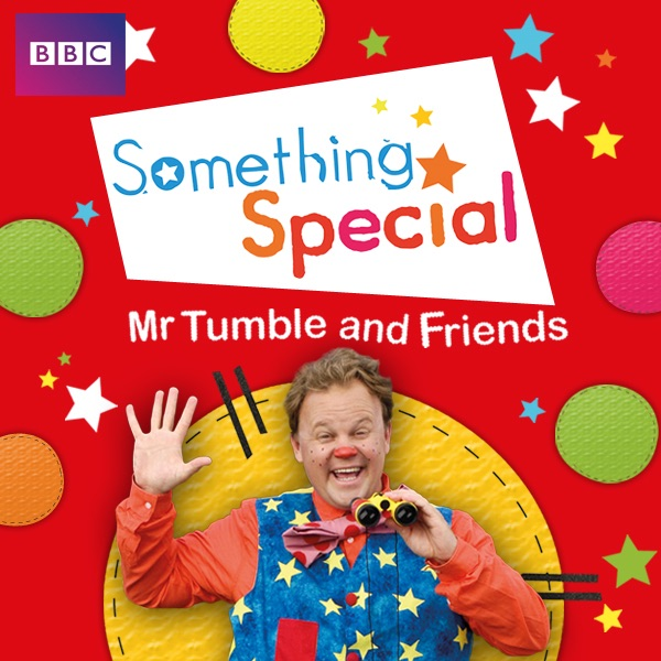 Something Special Mr Tumble and Friends on iTunes – Mr Tumble Birthday Card