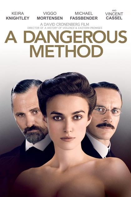 A Dangerous Method on iTunes A Dangerous Method Poster