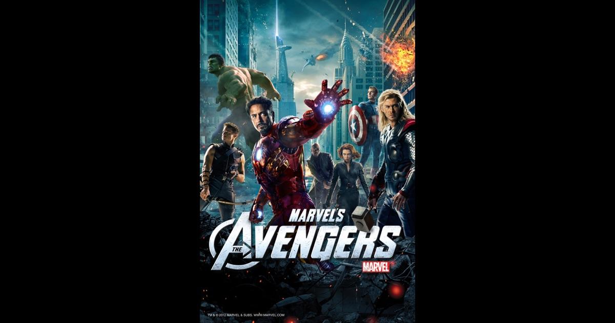 Marvel Itunes