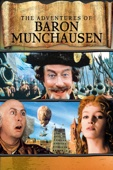 Terry Gilliam - The Adventures of Baron Munchausen  artwork
