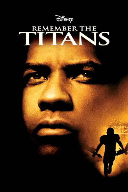 an analysis of american high school football team in the movie remember the titans Movie analysis - remember the titans -  and star player of the segregated hammond high school football team  the principal of american high school in.