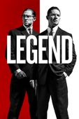 Brian Helgeland - Legend (2015)  artwork