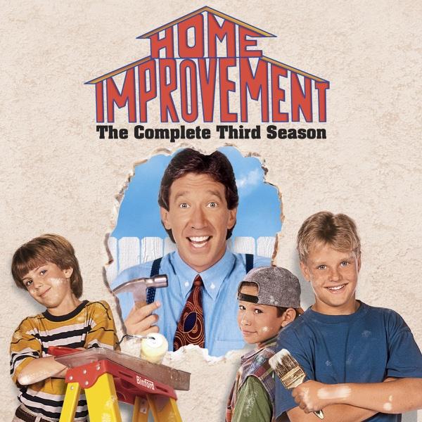 Watch Home Improvement Episodes