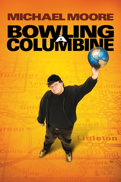 the use of aristotles three apeals in bowling for columbine a documentary by michael moore Rhetorical analysis of bowling for columbine michael moore s film bowling for columbine examines the use of moore's appeal aims to take the audience.