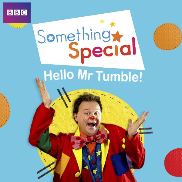 Something special hello mr tumble on itunes - Something special ...