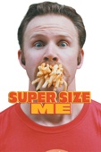 Morgan Spurlock - Super Size Me  artwork
