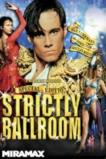 an analysis of strictly ballroom directed by baz lurmann