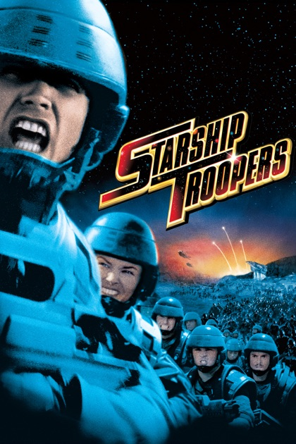 Starship Troopers on iTunes