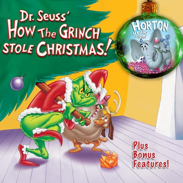 Dr. Seuss' How the Grinch Stole Christmas, Remastered Edition on ...