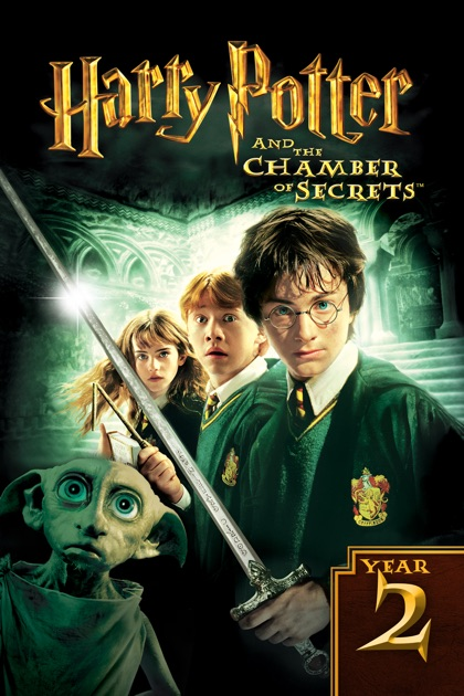 Harry potter and the chamber of secrets on itunes - Harry potter chambre secrets streaming ...