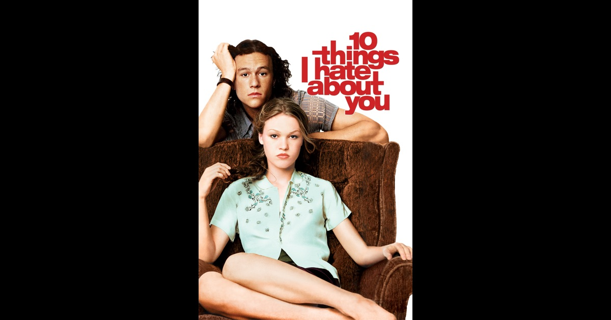 Ten Things I Hate About You Film Stills: 10 Things I Hate About You On ITunes
