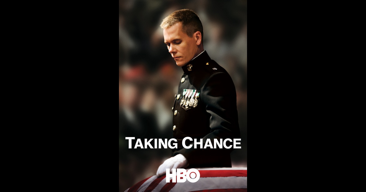 Taking Chance on iTunes