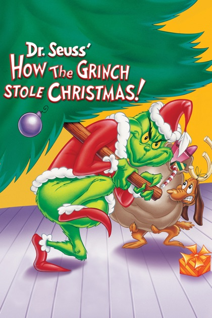 How the Grinch Stole Christmas! (1966) on iTunes