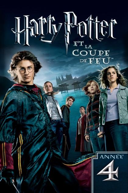 Harry potter et la coupe de feu sur itunes - Harry potter et la coupe du feu ...