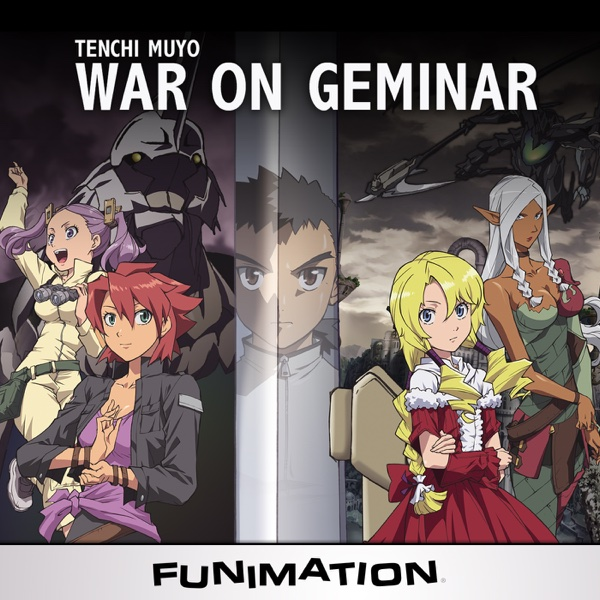 Tenchi muyo war on geminar episode 1 dub