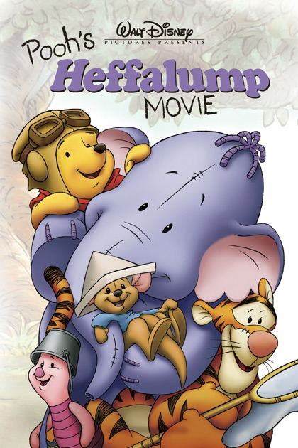 poohs heffalump movie on itunes - Winnie The Pooh Heffalump Halloween