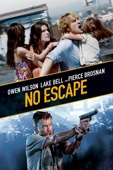 John Erick Dowdle - No Escape  artwork