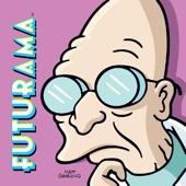 Futurama, Season 3 - Futurama Cover Art