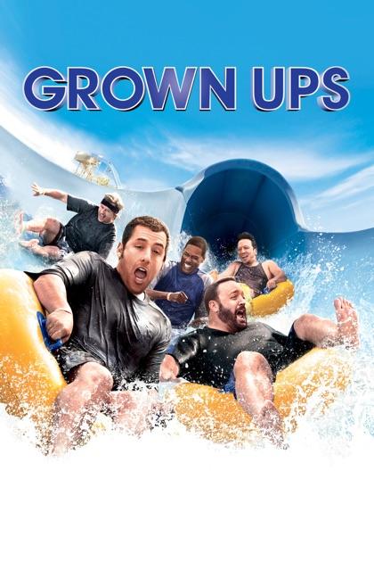 Grown Ups (2010) On ITunes
