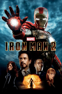 iron man 2 itunes