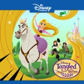 Tangled: The Series, Vol. 1 - Tangled: The Series Cover Art