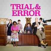Trial & Error, Season 1 - Trial & Error Cover Art