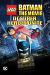LEGO DC Comics 3 Film Collection