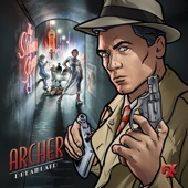 Archer, Season 8 - Archer Cover Art