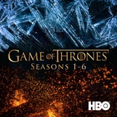 Game of Thrones, Seasons 1-6 - Game of Thrones Cover Art