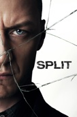 M. Night Shyamalan - Split (2017)  artwork