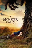 A Monster Calls - Juan Antonio Bayona Cover Art