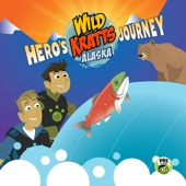 Wild Kratts, Alaska: Hero's Journey - Wild Kratts Cover Art
