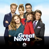 Great News, Season 1 - Great News Cover Art
