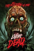 Dan O'Bannon - The Return of the Living Dead  artwork