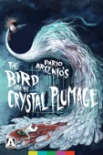 Dario Argento - The Bird with the Crystal Plumage  artwork