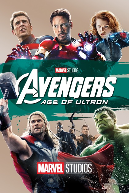 avengers age of ultron on itunes
