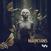 The Magicians, Season 2 - The Magicians Cover Art