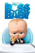 Tom McGrath - The Boss Baby Grafik