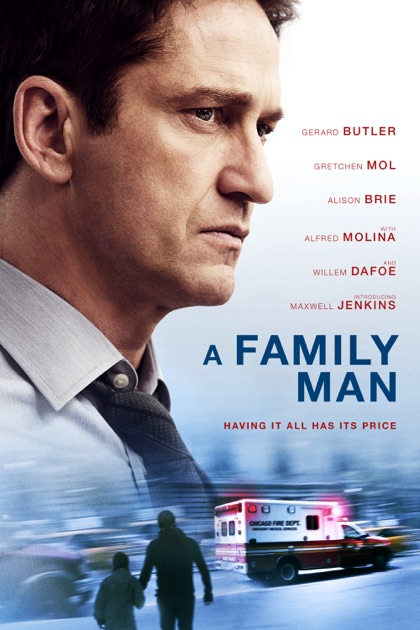 a family man 'the family man' with nicolas cage only 'pretends' to be a fairy tale  basically  about how to save relationships and giving one more chance to a happy family.