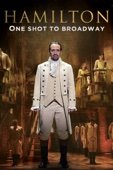 Elio España - Hamilton: One Shot to Broadway  artwork