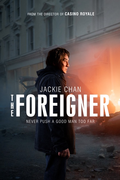 The Foreigner (2017) on iTunes