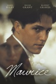 James Ivory - Maurice  artwork
