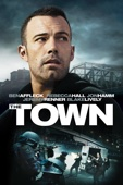 The Town (2010) - Ben Affleck Cover Art