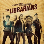 The Librarians, Season 3 - The Librarians Cover Art