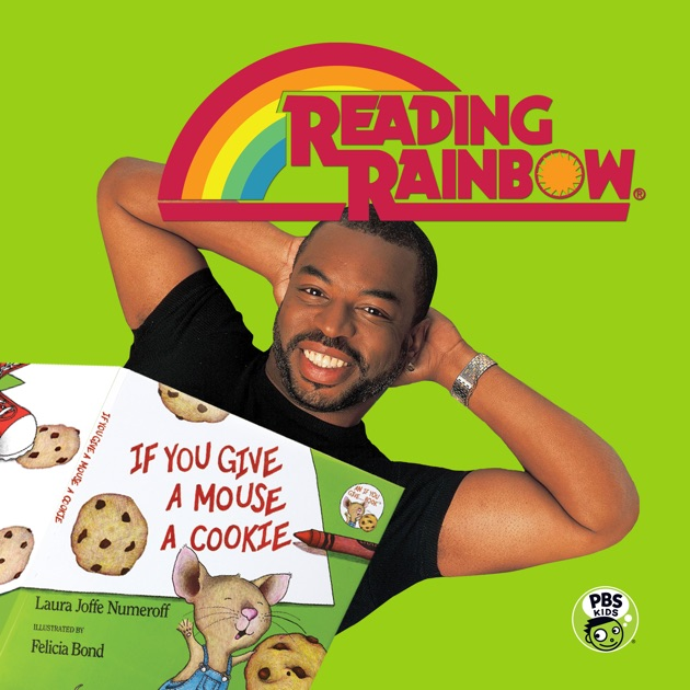 reading rainbow if you give a mouse a cookie on itunes