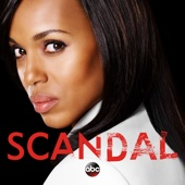 Scandal, Season 6 - Scandal Cover Art